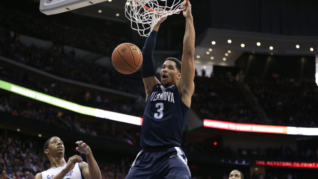 Josh Hart is leading Villanova back to a No. 1 seed in the NCAA Tournament.