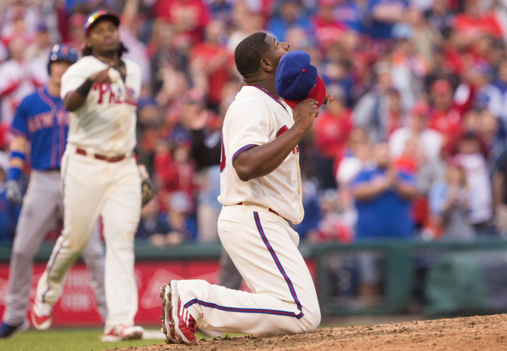 Hector Neris could be the top arm on the team.