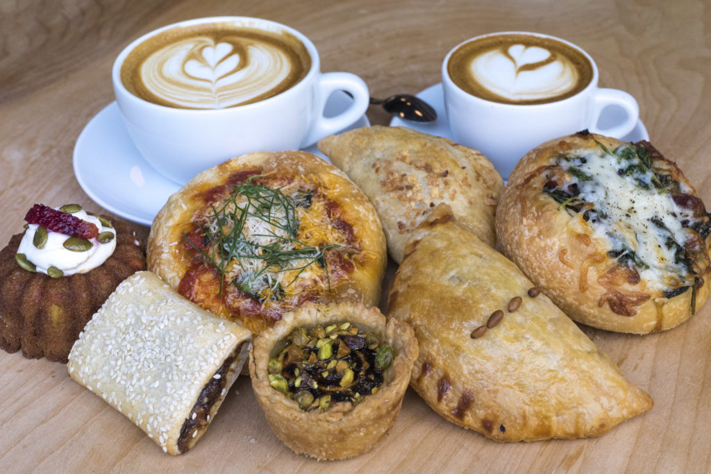 Pastries by Michelle Capparell are reasons to visit during the day