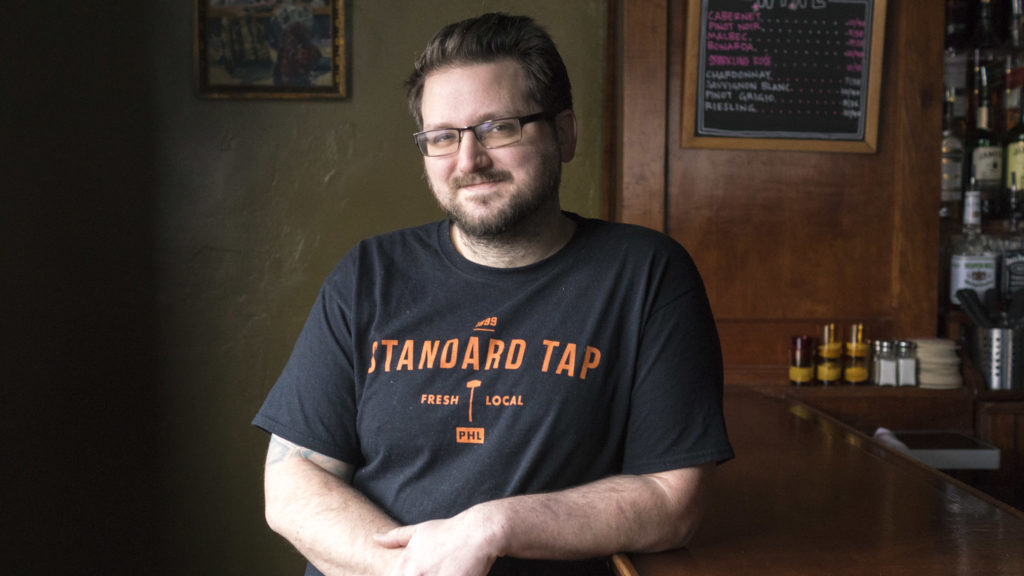 Joel Mazigian is kicking local food up a notch at Standard Tap