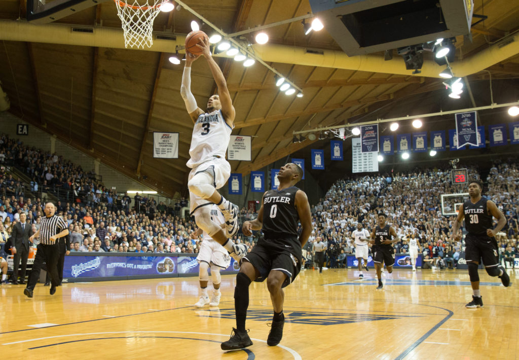 NCAA Basketball: Butler at Villanova