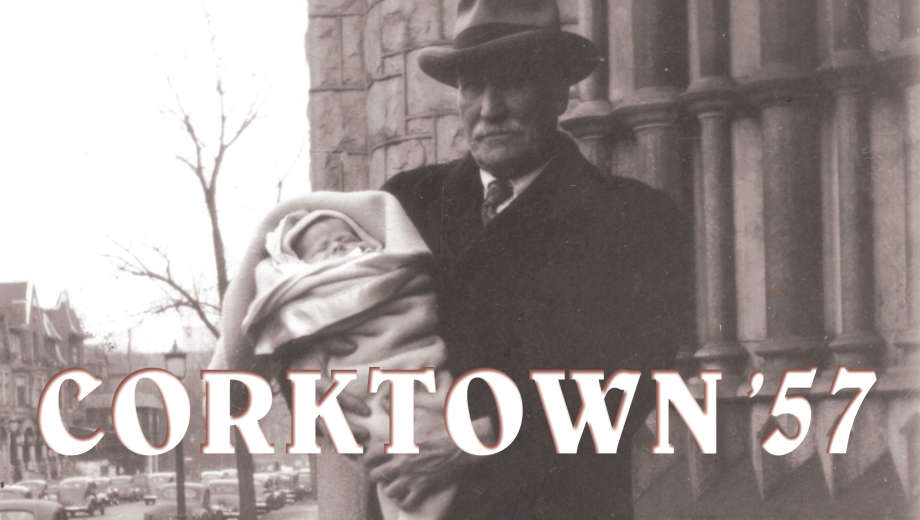 The play post for Corktown '57.