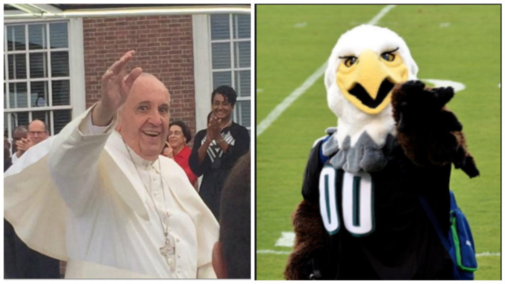 Pope Eagles