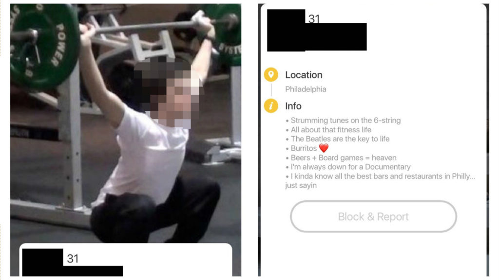 guy who works out