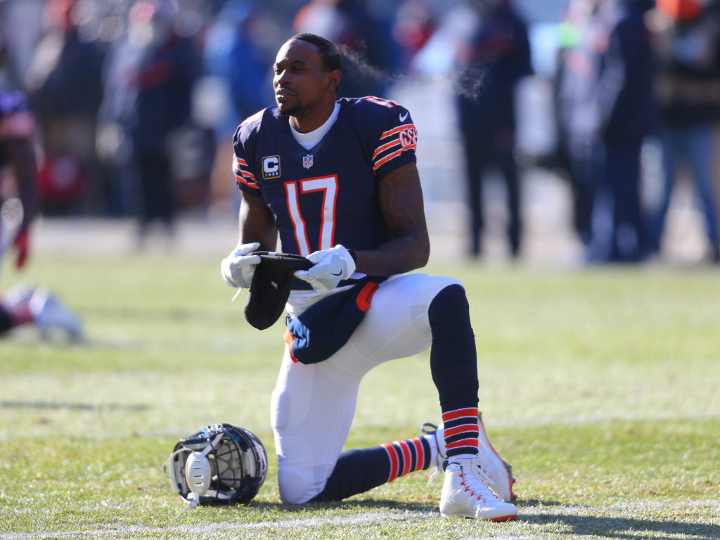 Alshon Jeffery is part of the Eagles' new revamped offense.