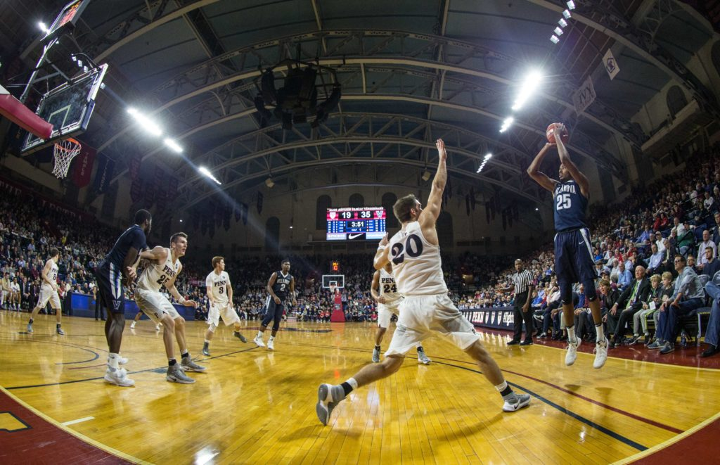 Penn will be hosting the Ivy League tournament at the Palestra.