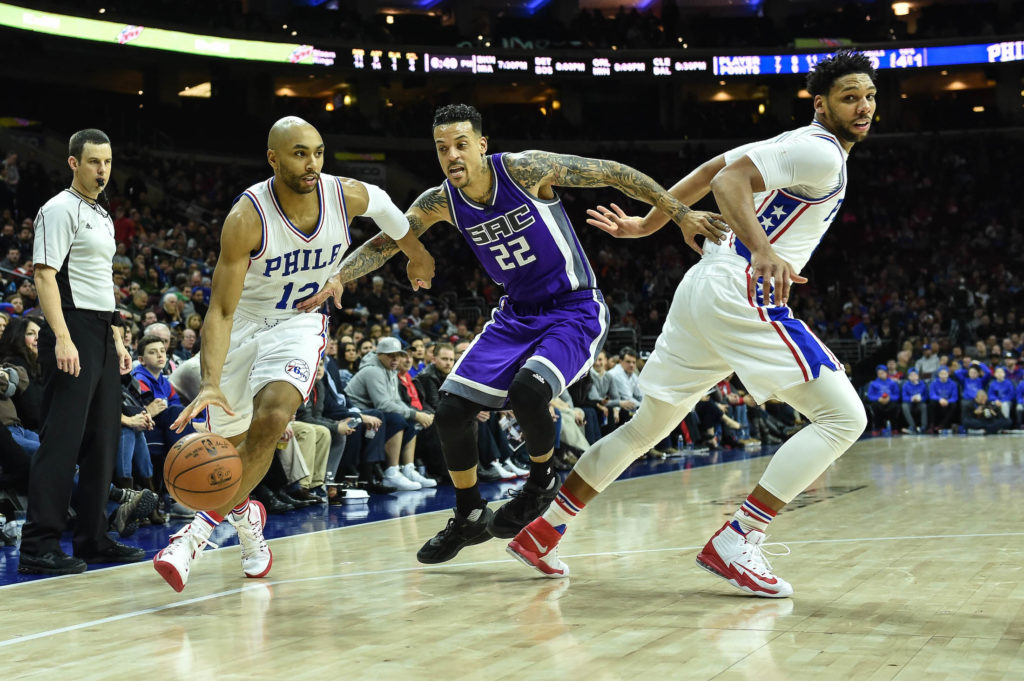 A pick swap with SacTown may not mean much if their picks is worse than the Sixers' pick.