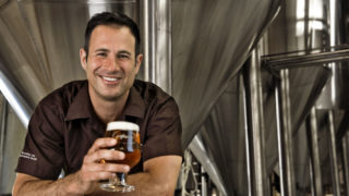 Sam Calagione of Dogfish Head Craft Brewery, aka Rocky