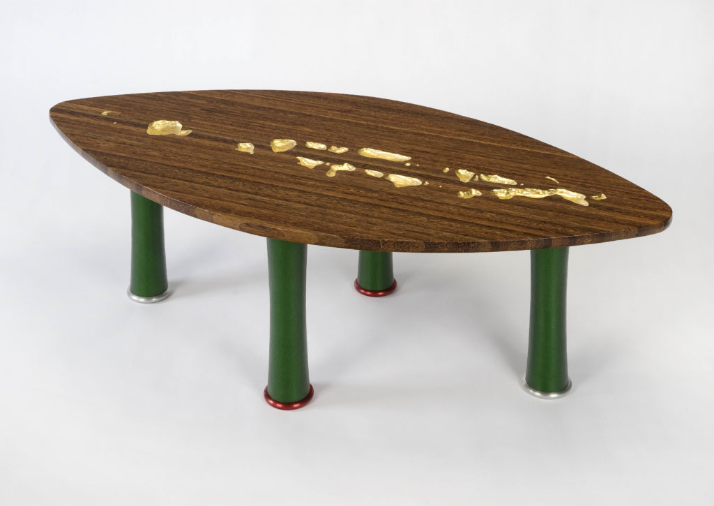 Maldives Table by Peter Handler. Photo from Peter Handler Studio. Used with permission.