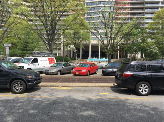 Parking Fairmount
