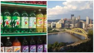 Soda Pittsburgh