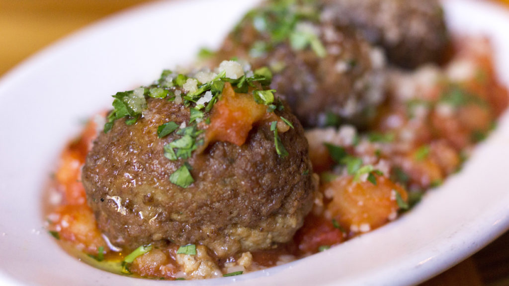 Connecticut's about to get a taste of South Philly meatballs