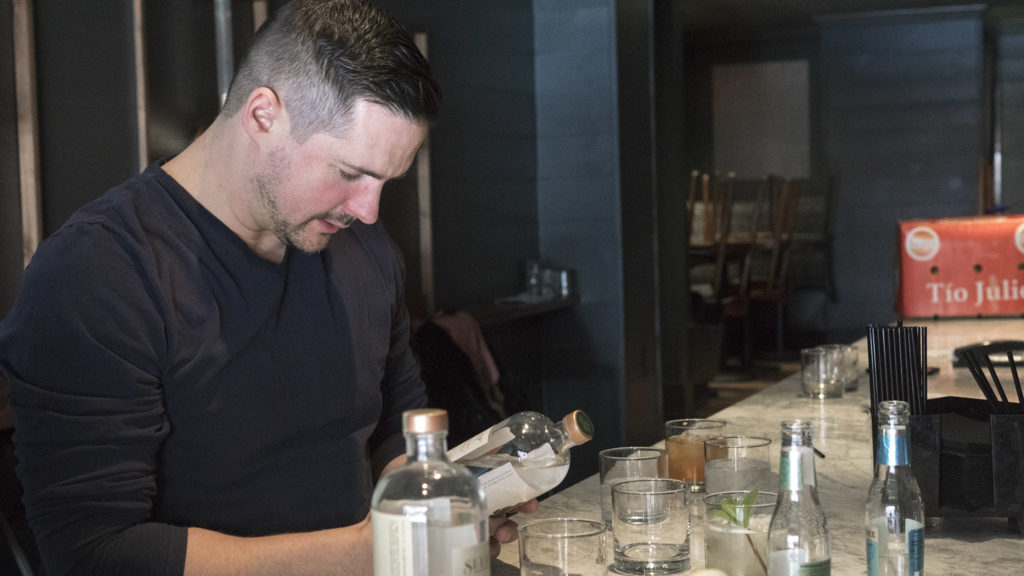 Chef Nick Elmi tries to wrap his head around the idea of nonalcoholic booze