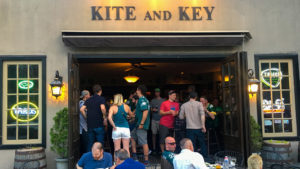 Kite & Key was packed on Thursday, April 27