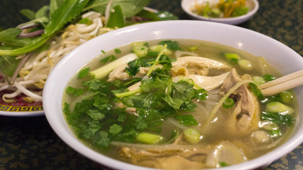 Pho is one of South Philly's best meals