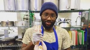 Chef Tunde Wey
