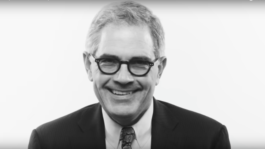 Democratic nominee for District Attorney Larry Krasner