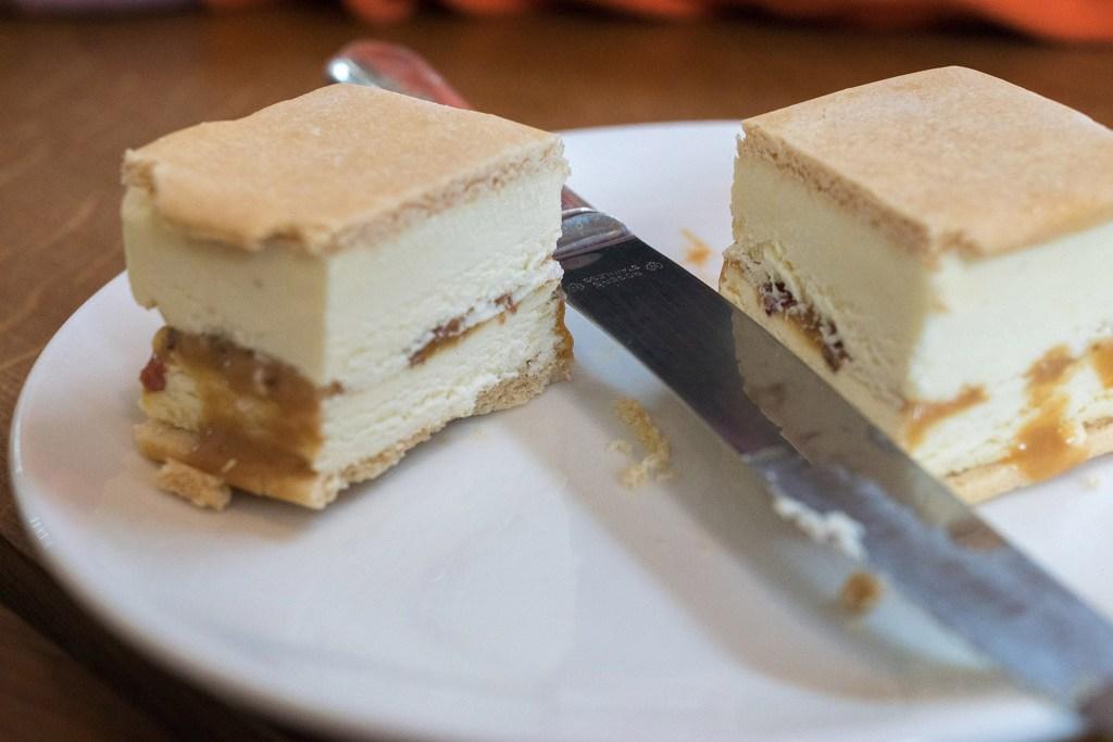 Ice cream sandwiches from Weckerly's