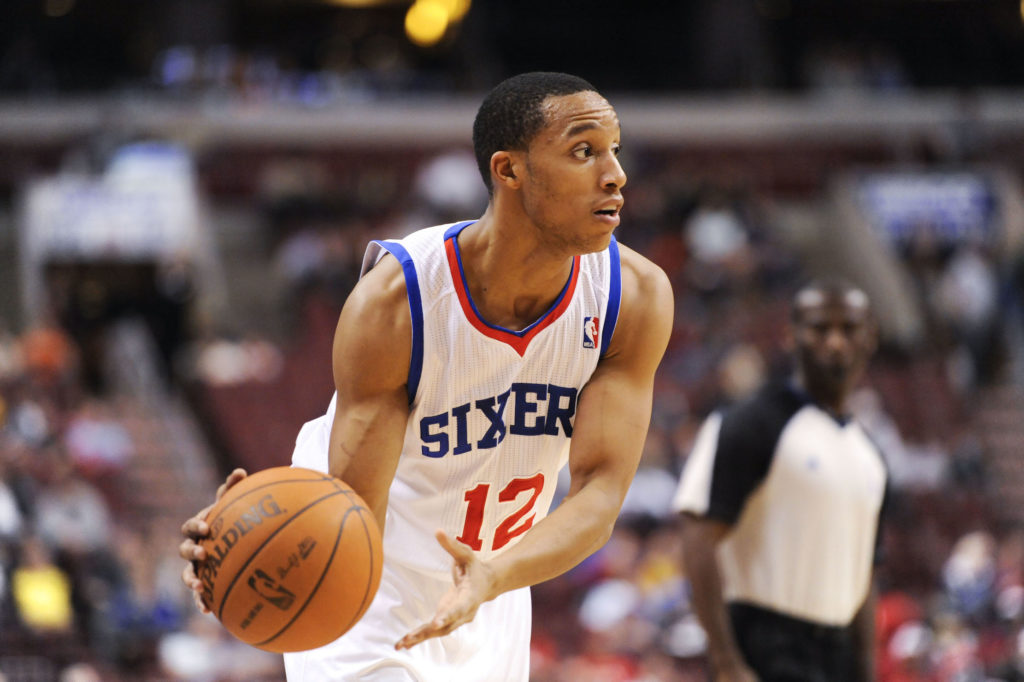 Evan Turner was taken No. 2 in 2010. He was a total bust.
