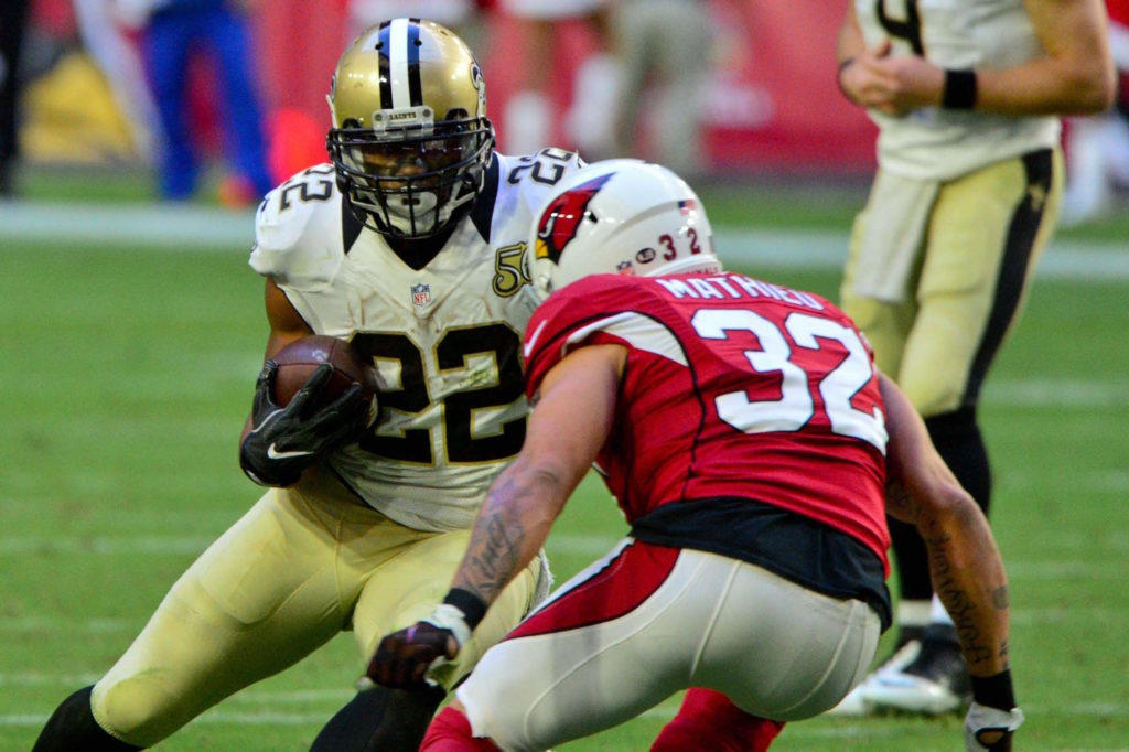 Could Mark Ingram be a good fit for the Eagles?