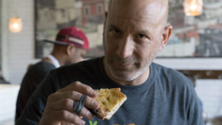 Marc Vetri at Pizzeria Vetri, May 2017