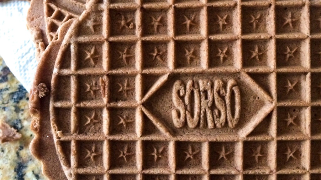 Pizzelles will be a specialty at Sorso