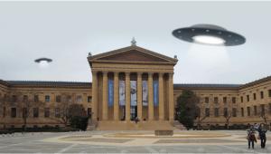Art Museum UFO