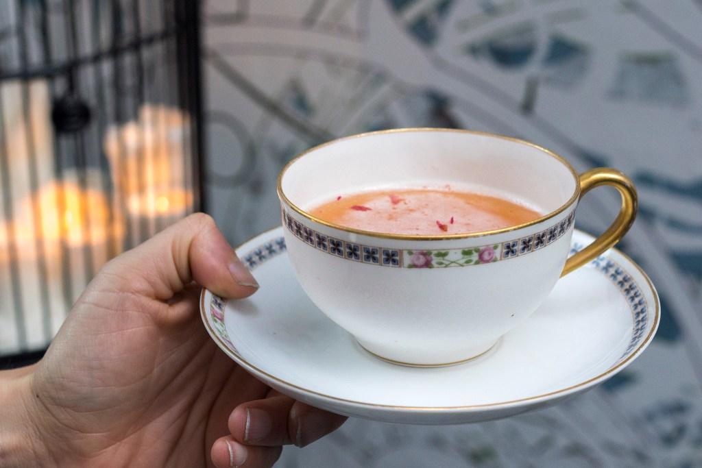 Chickadee Tea at Maison 208