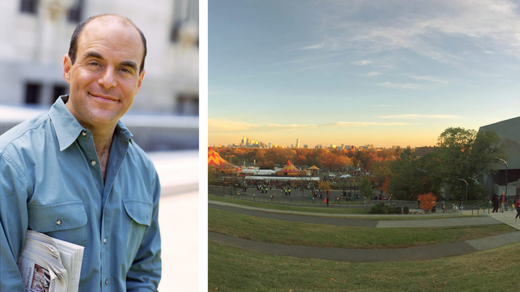 Peter Sagal will host 'Wait Wait... Don't Tell Me' live at the Mann Center