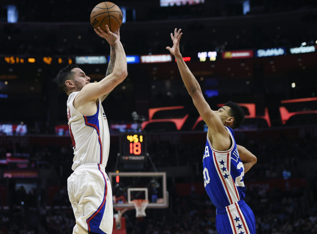 Could JJ Redick be a good fit for the Sixers? Whose minutes will he take?