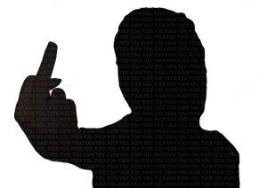 middle-finger-harassment-silhouette