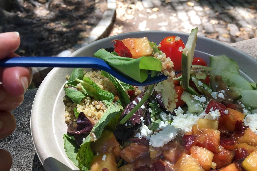 Farmers Market Grain Bowl from Just Salad