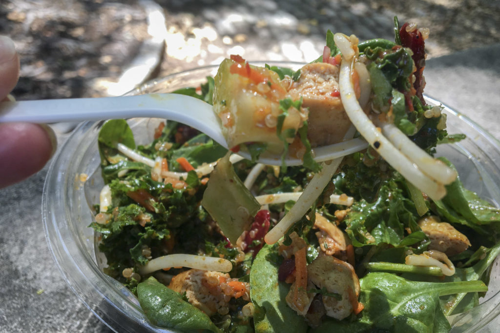 Spicy Sabzi from Sweetgreen