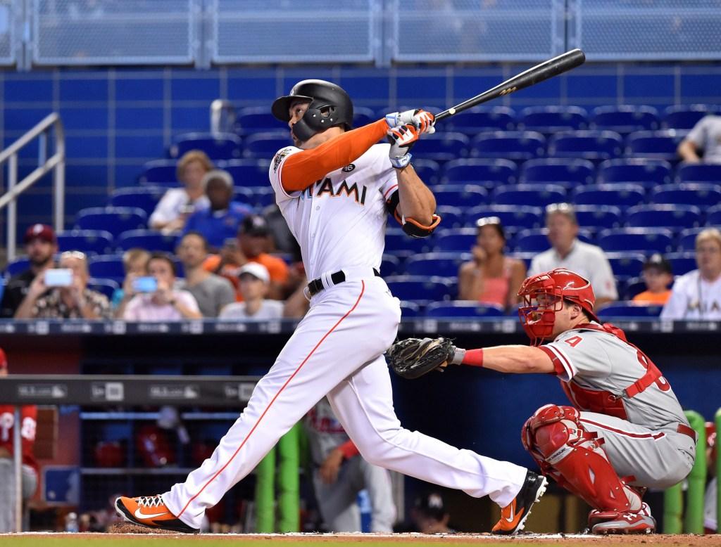 MLB: Philadelphia Phillies at Miami Marlins