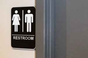 All Philly schools are supposed to have a gender neutral bathroom, but they're often hard to access