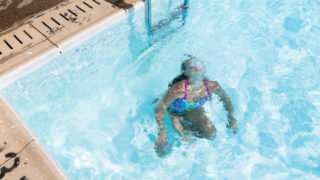The pool at Samuel Recreation Center is set to open on Friday, June 21.