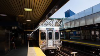 Girard Station on the Market-Frankford Line