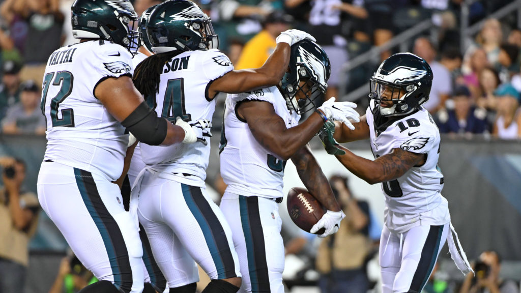 Corey Clement may not make the Eagles roster, but he's a reason to watch the final preseason game.