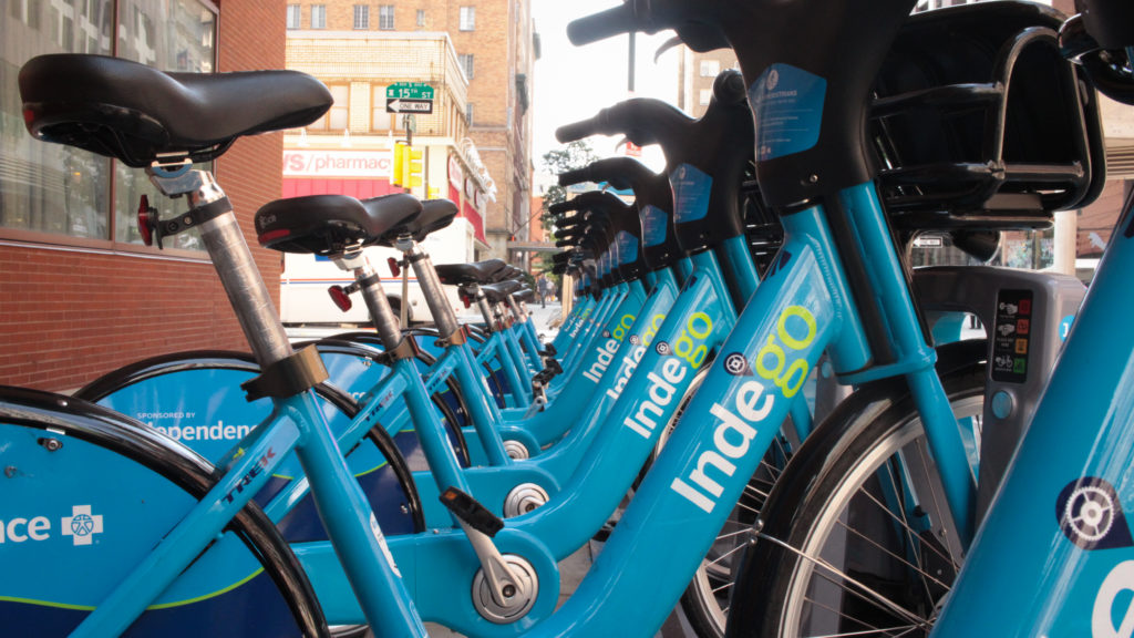 indego bike share