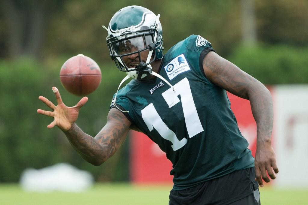 NFL: Philadelphia Eagles-Training Camp