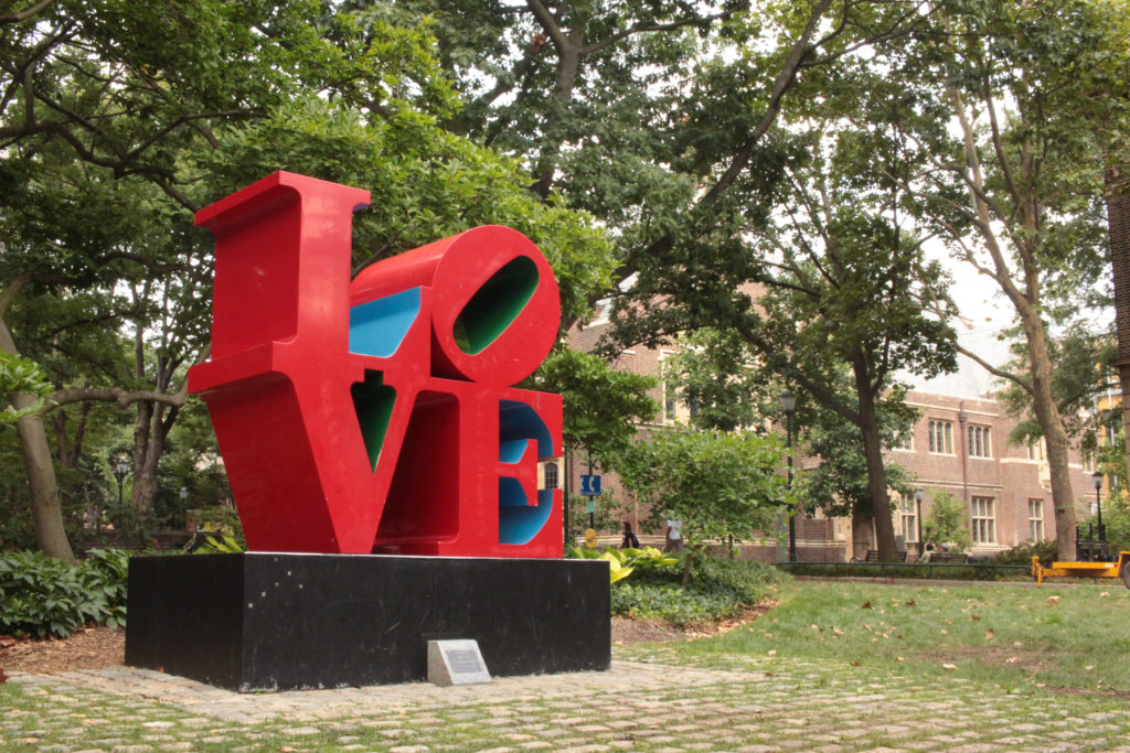 LOVE at Penn