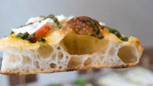 Pizza al taglio at Rione