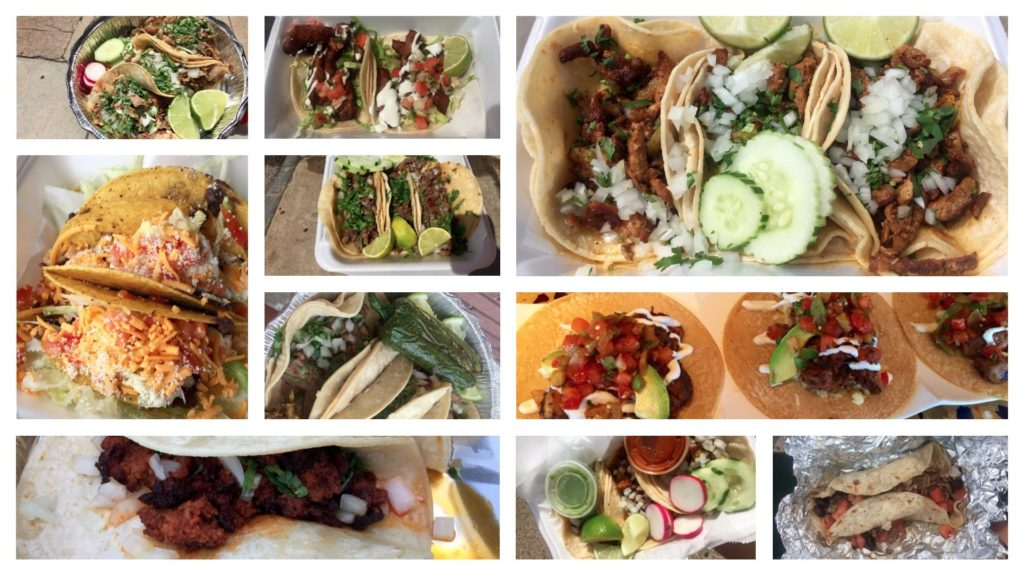 Here are 10 of the tacos I consumed one afternoon instead of doing the Philly 10K.