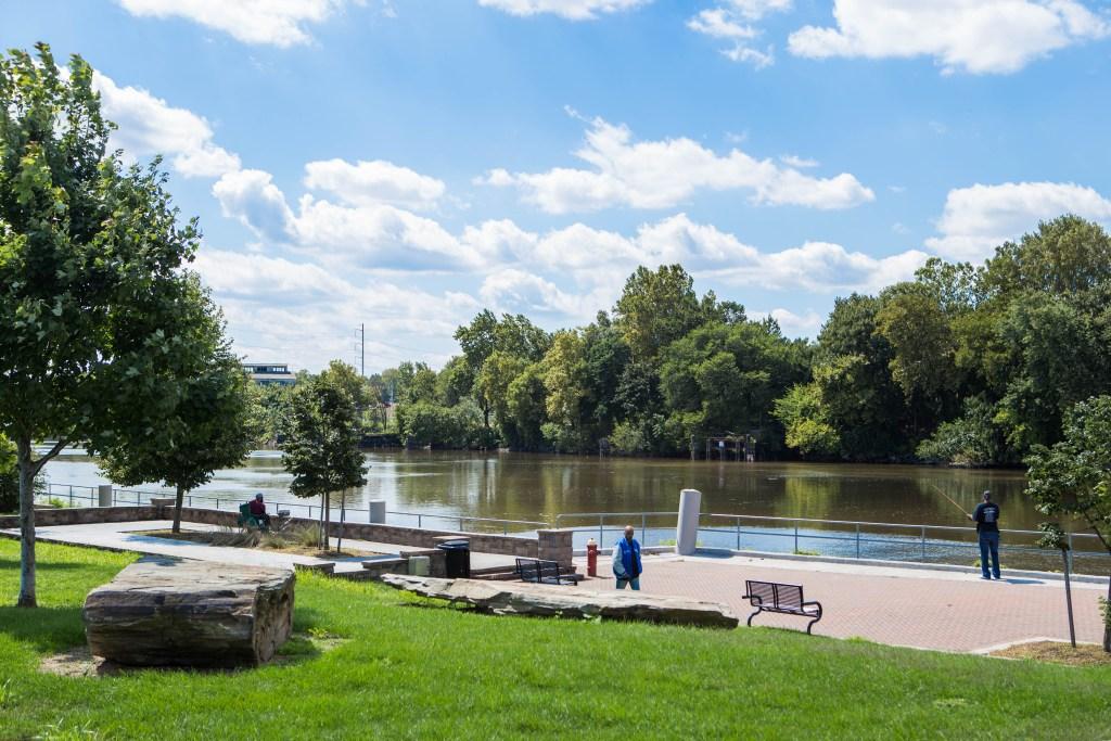 Schuylkill River Grays Ferry