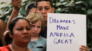 The Deferred Action for Childhood Arrivals was passed in 2012 to prevent the deportation of immigrants who came to the United States as children without documents.
