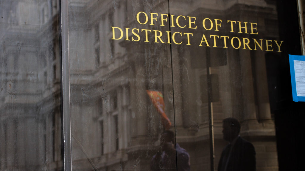 The Philadelphia District Attorney's Office
