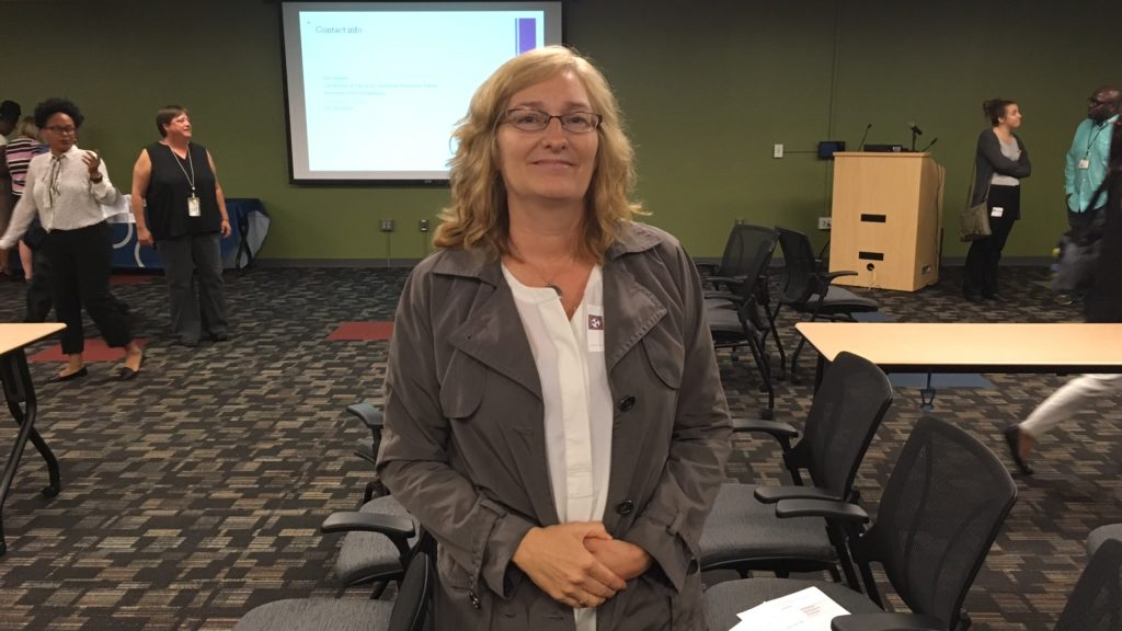 Kristin Walker called 911 to help an overdose victim, then walked into a Narcan training session.