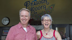 Philadelphia Brewing Co. owners Bill and Nancy Barton