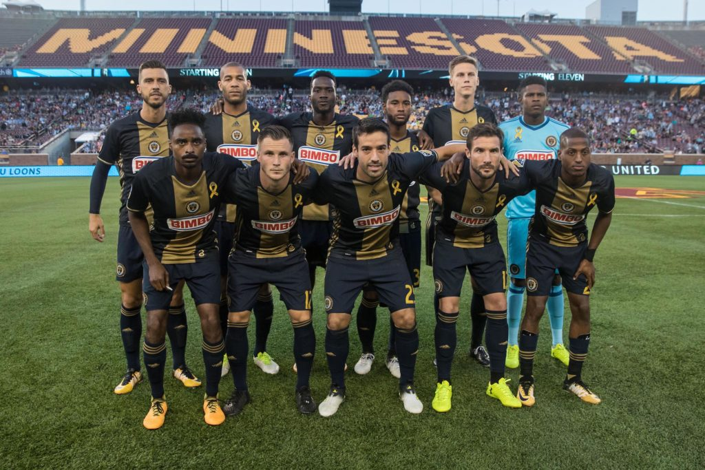 MLS: Philadelphia Union at Minnesota United FC