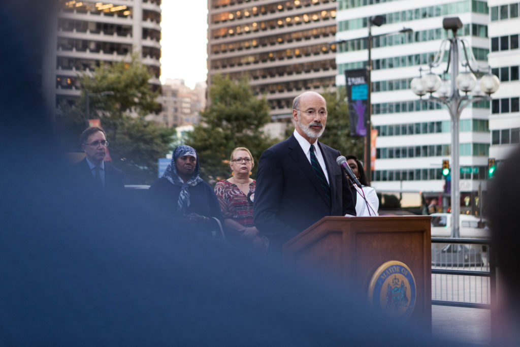 Governor Tom Wolf